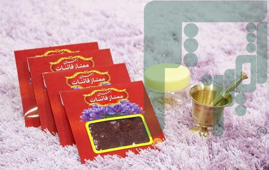 تولید چاپ پاکت زعفران